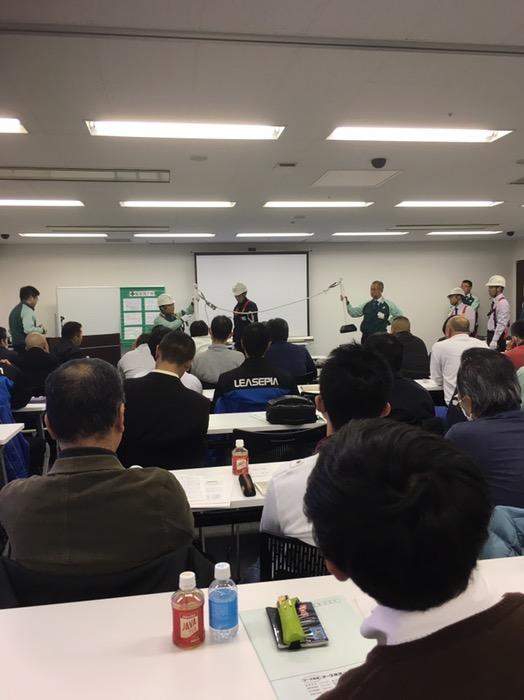 福岡で研修〜〜