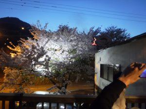 日東防疫(株) お花見会からのゴルフコンペ