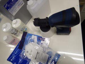 新型コロナウイルスに対する危機感